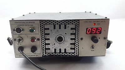 Jf Industries Evj - 200 Marine Temperature Calibrator