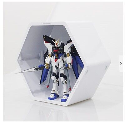 [NEW]Hexagon Type DIY Display Case for figure, gundam, doll, books, collectible