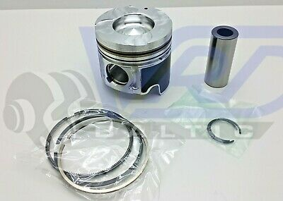 OPEL VAUXHALL ASTRA G H 1.7CDTI Z17DTL Z17 DTL 4EE1 59kW 2003- PISTON WITH RINGS