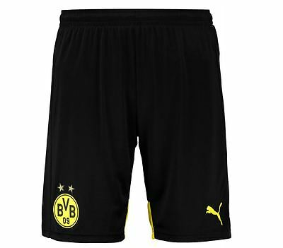 Mens Puma Borussia Dortmund 2015/16 Shorts Size 3Xl New With Tags