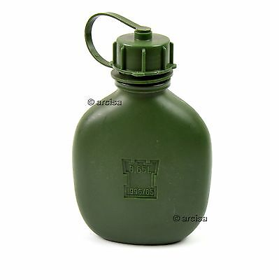 Original Army Drinking Flask Finnish Water Bottle Military Canteen