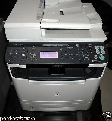 Canon imageCLASS MF5980dw 4 in 1 Laser Printer FAX COPY SCAN WIFI LOW P COUNT