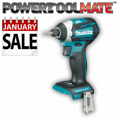 Makita DTD154Z 18V Li-ion Cordless Brushless Impact Driver *Body Only*