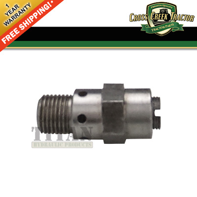 957E984B NEW Ford Tractor Safety Valve 500, 600, 700, 800, 900, 501, 601, 701+