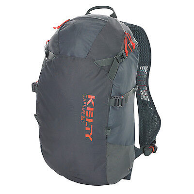 Kelty Capture 25 Backpack Quake Grey