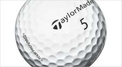 50 AAA+ Taylormade Tour Preffered Used Golf Balls