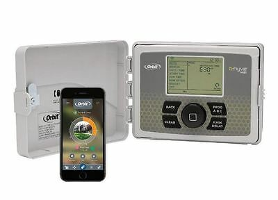 garden outdoor automatic water irrigation station controller timer system new