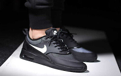 Bnib Womens Nike Air Max Thea Gym Running Casual Trainers Uk Size 4 (599409 017)