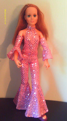 Cute Pink Sequins Outfit For Harmony