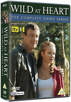 Wild At Heart Complete Series 3 DVD Season Brand New and Sealed UK R2 Original