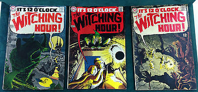 Dc Comics The Witching Hour Run Issues 1-16