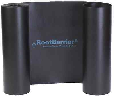 Root barrier 0,75mm 70/100cm Flowerbed edges Lawn border Bamboo lock RootBarrier