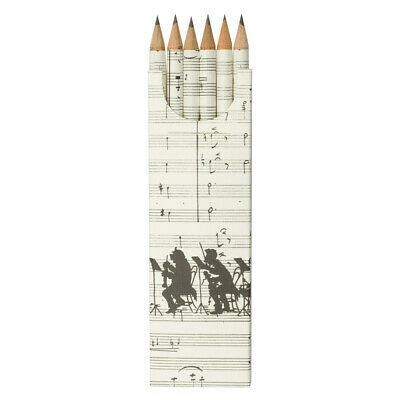 NEW Tassotti Orchestra Pencil Set of 6