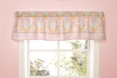 Dena Window Valance Lily (Discontinued by Manufacturer) New