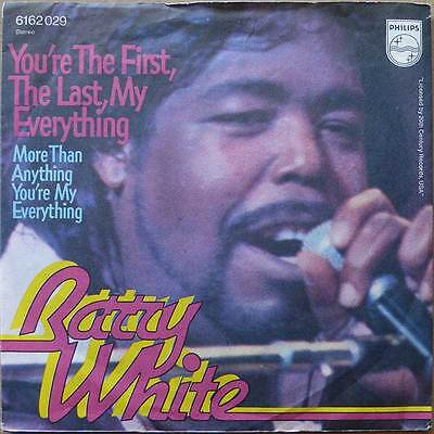 Barry White - You're The First, The Last, My Everything - Österreich 1974