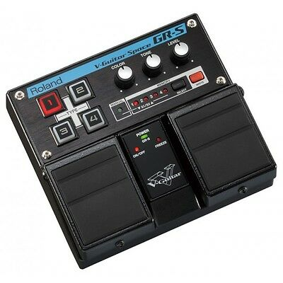 ROLAND GR-S V-Guitar Space Sintetizador Delay / Echo