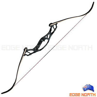 New Style Recurve Bow Archery Aluminum Riser takedown Hunting Shooting Target