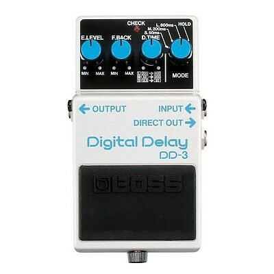 Pedal BOSS DD-3 - Digital Delay Delay / Echo