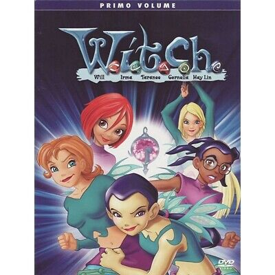 DVD WITCH W.i.t.c.h. 8717418060053