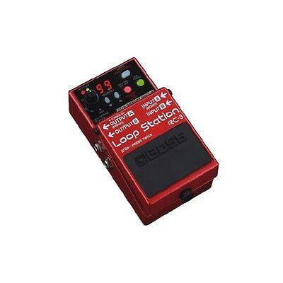 Pedal BOSS RC-3 Loopers