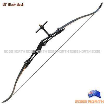 New Recurve Bow Archery Shooting Alloy Riser takedown Hunting Target Practice
