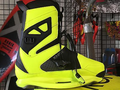 2015 Ronix One Boots- Nuclear Yellow 10