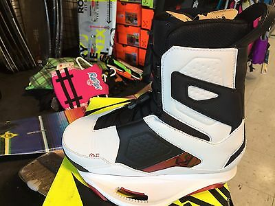 2015 Ronix One Boots- White 10