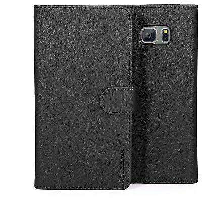for Samsung Galaxy Note 5 Case Premium Leather Card Slot Wallet Flip Cover