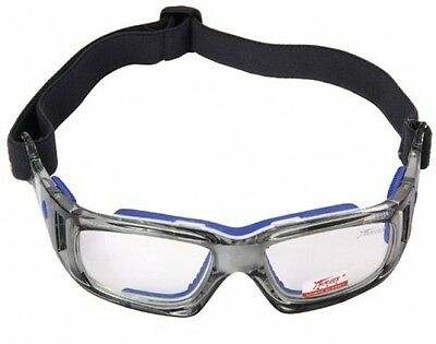 Panlees Goggles Sports Safety Glasses Adjustable Elastic Wrap Eyewear For