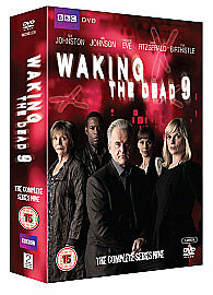 Waking the Dead Complete Series 9 DVD Brand New and Sealed UK Region 2 Original