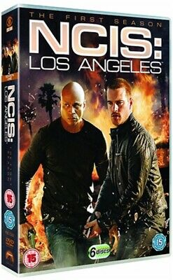 NCIS LOS ANGELES Complete Season 1 DVD Series N.C.I.S. LA First 1st One NEW UK