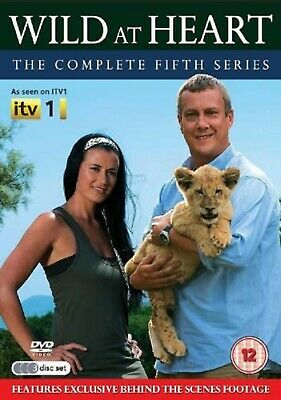 Wild At Heart Complete Series 5 DVD Season Brand New and Sealed UK R2 Original