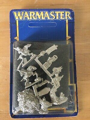 Warmaster Undead Characters New In Blister Games Workshop BNIB