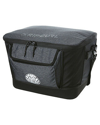 New Rip Curl F-Light Skunk Ripstop Cooler Bag Picnic Cooler Black