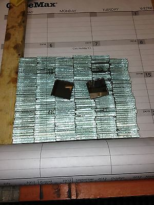 1 Inch Square Mirror Tiles (1000)