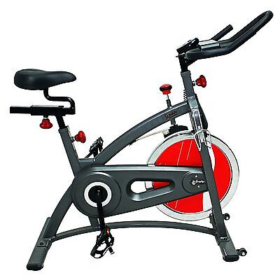 Sunny Health&Fitness SF-B1423 Belt Drive Indoor Cycling Bike