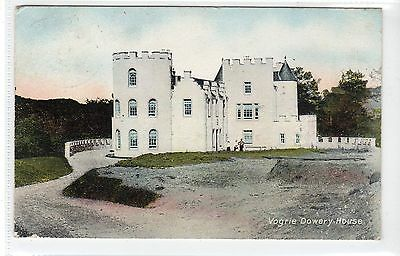 VOGRIE DOWERY HOUSE, near FORD: Midlothian postcard (C21265)