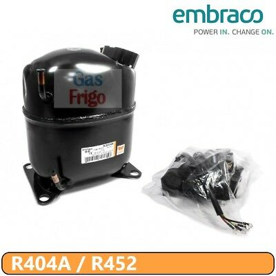 COMPRESSORE EMBRACO ASPERA NJ9226GK - Gas R404A R507