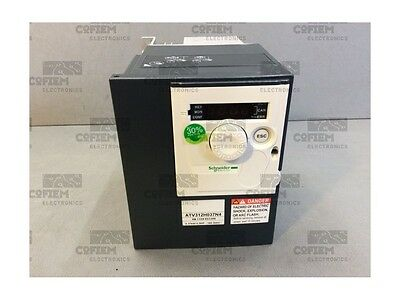 Schenider Electric Inverter Driver ATV312H037N4