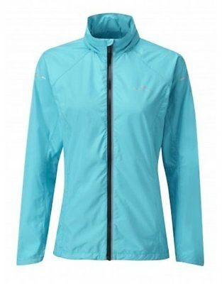 Ronhill Pursuit Women's Reflective Running Jacket Wind & Water Resistant