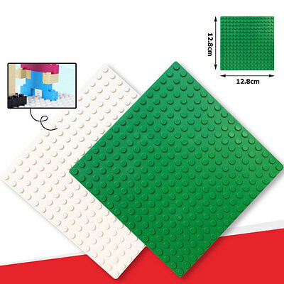 1Pcs Small Block Base Baseplate Toys 16x16 Dots For Kids Child Children