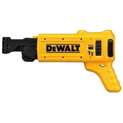 DEWALT DCF6201 Collated Drywall Screwgun Magazine Attachment