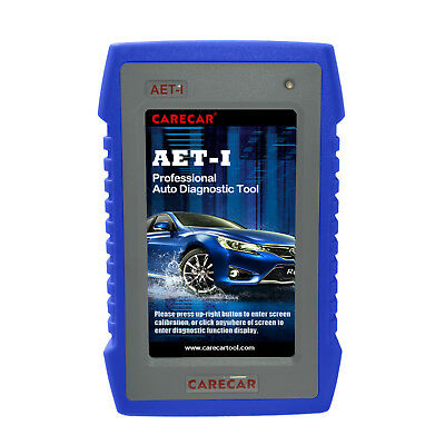 CareCar AET-I Retail OBD Scan Tool All System Adaptation Actuation Coding Key Pr