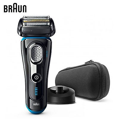 Braun 9240S Series 9 Men's cordless Electric Shaver Wet-Dry LED display