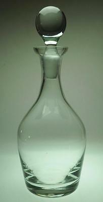 Krosno Wine or Spirit Decanter with Stopper AE27