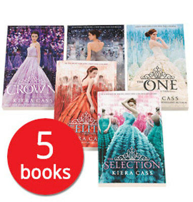 Kiera Cass: The Selection Collection - 5 Books