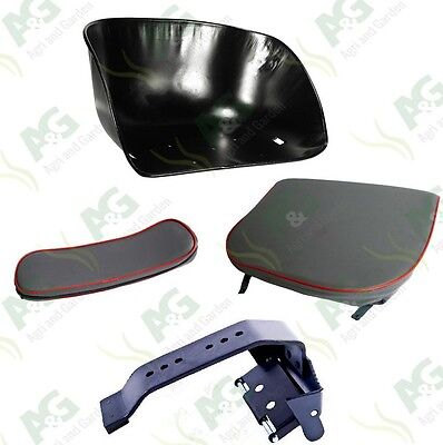 Massey Ferguson Tractor 35, 135 Complete Seat Assembly