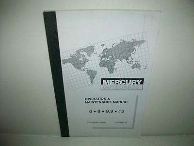 mercury outboards 6 8 9 9 10 15 service manual 29 99 rh picclick com 2006 mercury 15 hp 4 stroke owners manual mercury 15 hp four stroke owners manual