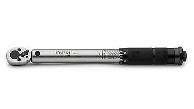 Capri Tools 31007 20-245-Inch Pound Torque Wrench 1/4-Inch Drive