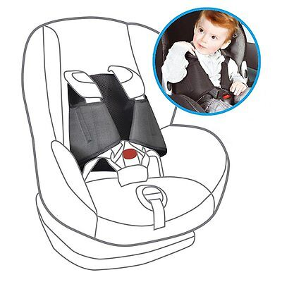 5 Point Plus Car Seat Anti Escape Safety System Seat Belt  15m-30m CRASH TESTED